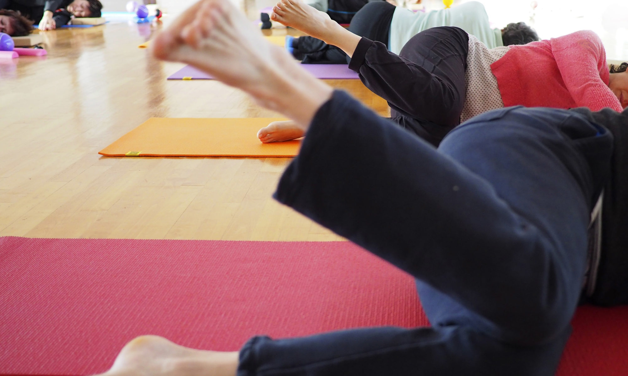 Stage de gymnastique holistique Ehrenfried animé par paul siemen