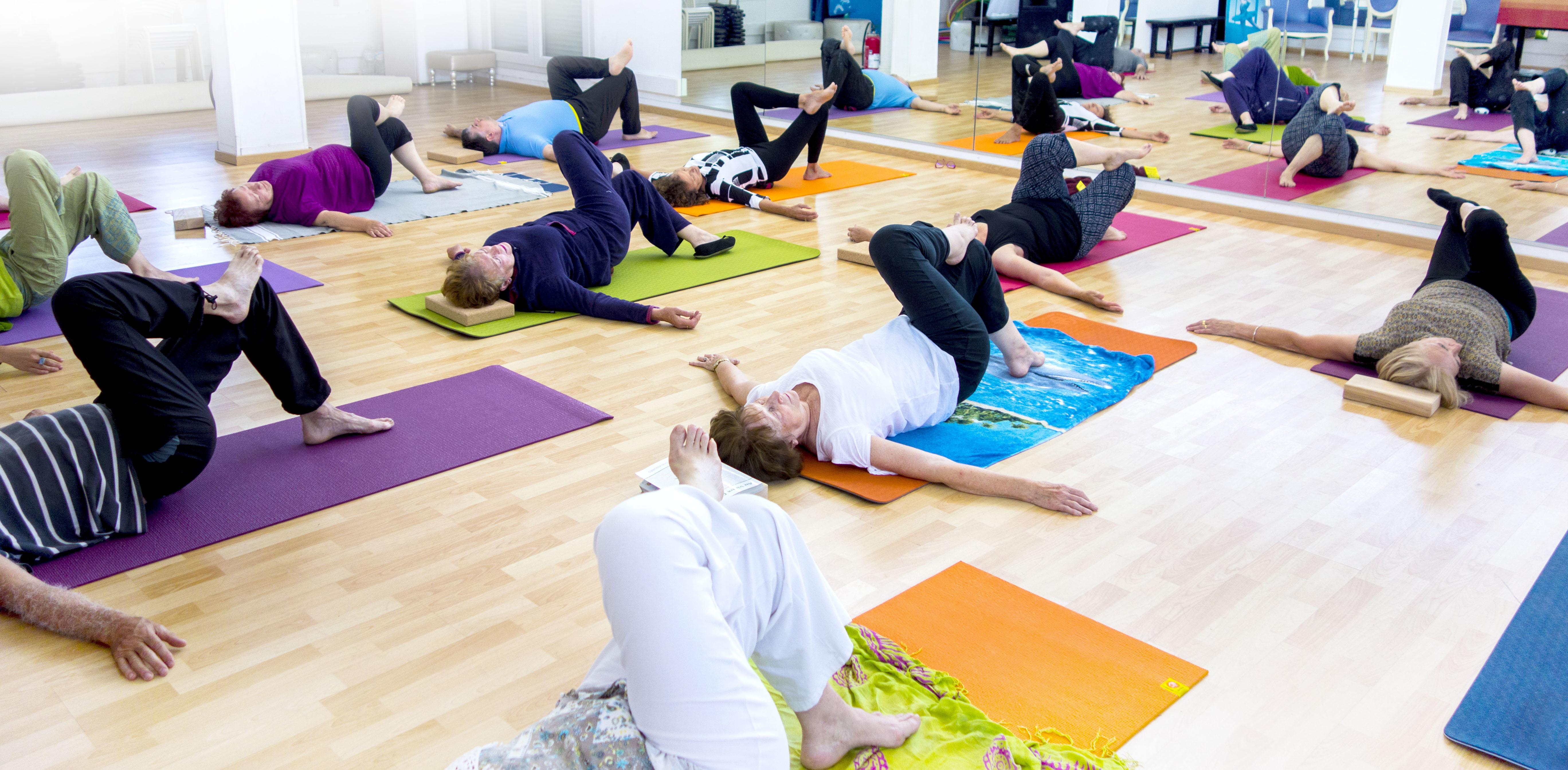 La Gymnastique Holistique Ehrenfried à Carcassonne : Paul Siemen praticien certifié