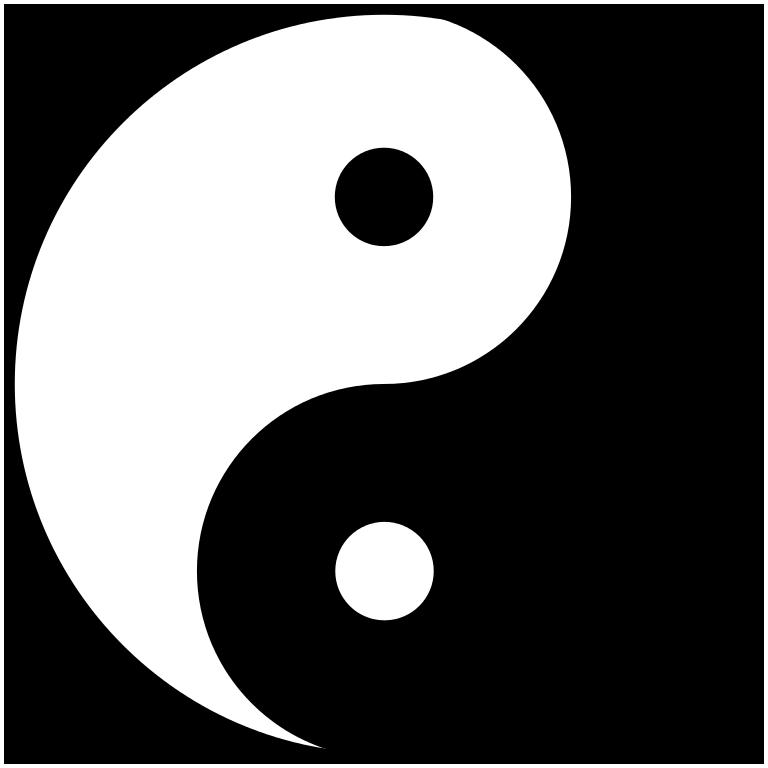 Yin Yang - le Tai Ji Tu