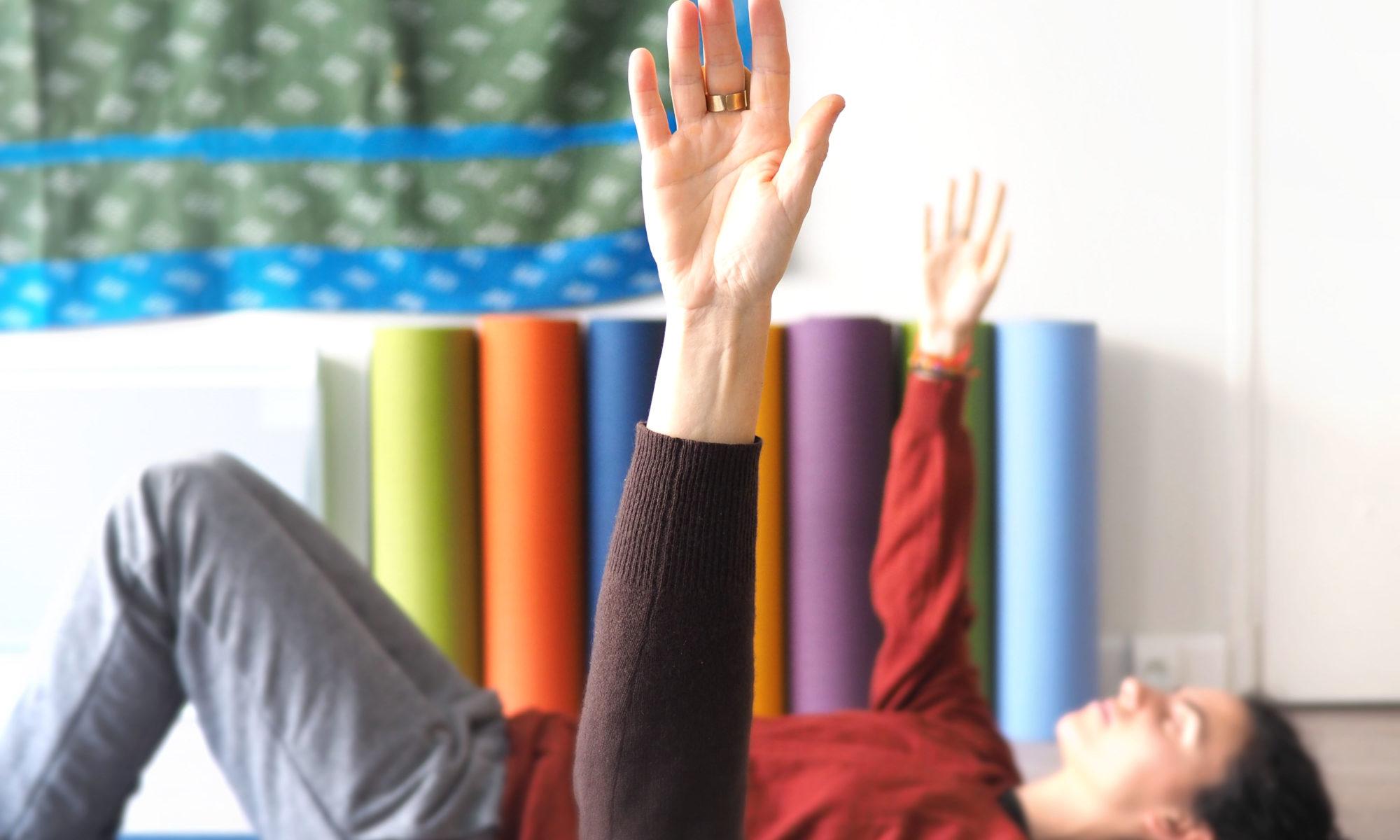 Libérer le geste - Atelier de Gymnastique Holistique Ehrenfried animé par Paul Siemen
