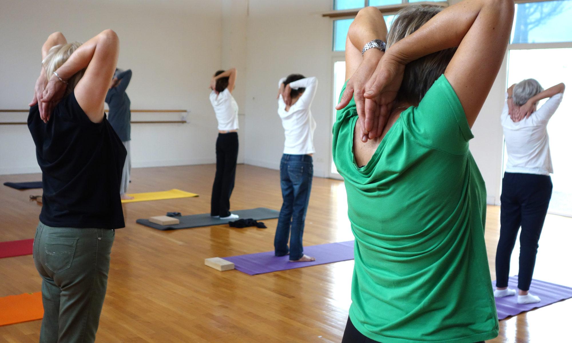 liberté de la colonne vertébrale : un atelier de gymnastique holistique méthode du docteur Ehrenfried
