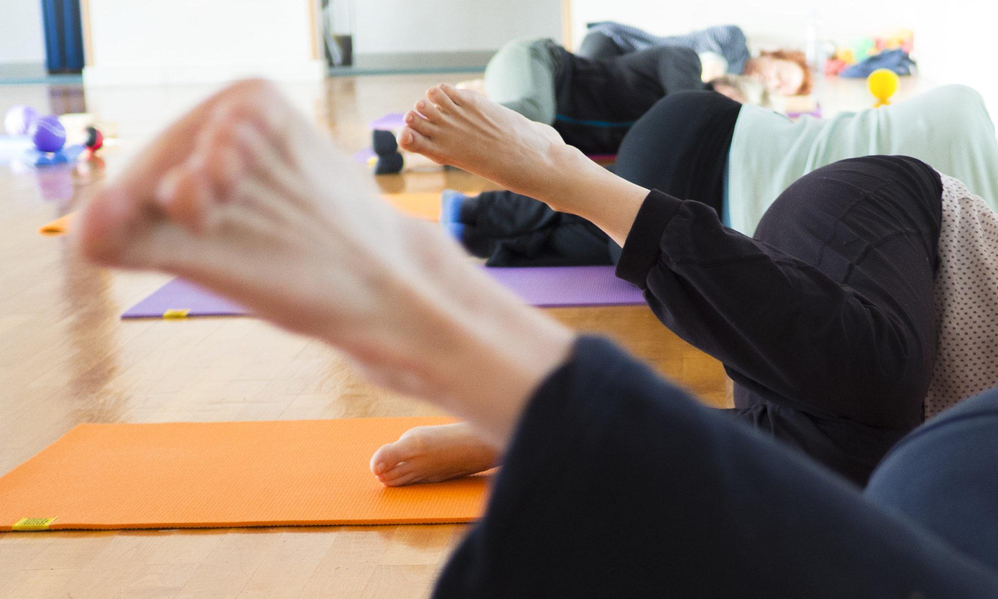 Gymnastique holistique à Carcassonne - méthode Ehrenfried à Carcassonne