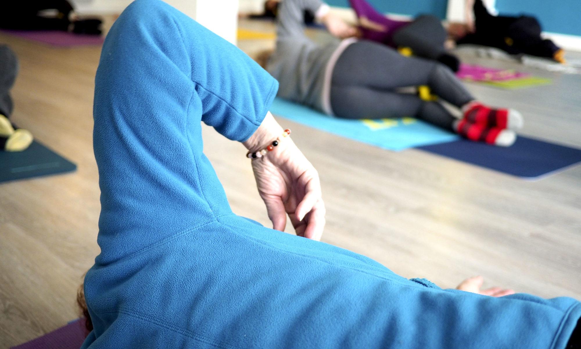 Atelier collectif de Gymnastique Holistique méthode du docteur Ehrenfried - paul siemen, le chemin du corps